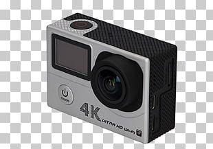 Digital Cameras Action Camera 4K Resolution PNG