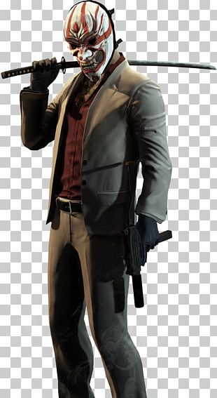 Payday 2 Yakuza Kiwami Payday: The Heist PlayStation 4 PNG