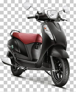 Suzuki Access 125 Scooter Car Motorcycle PNG