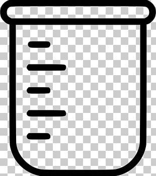 Beaker Laboratory Flasks Laboratory Glassware Measurement PNG