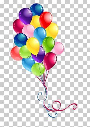 Birthday Cake Balloon Happy Birthday To You PNG