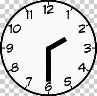 Clock Face Roman Numerals Time PNG