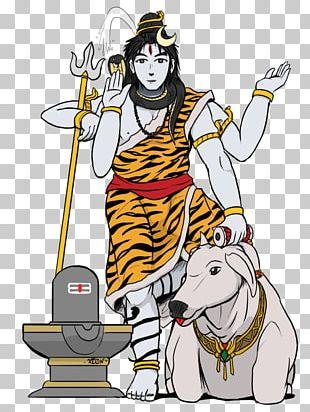 Shiva Krishna Ganesha Bhakti Deva PNG