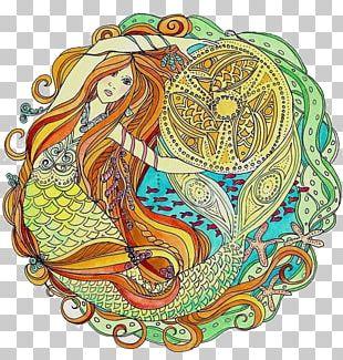 Mermaid Painting Drawing Artist PNG