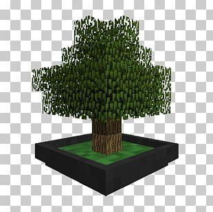 How to harvest bonsai trees minecraft
