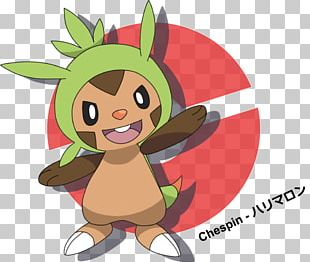Chespin Pokémon X And Y Pikachu PNG