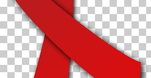 World AIDS Day Joint United Nations Programme On HIV/AIDS Red Ribbon PNG