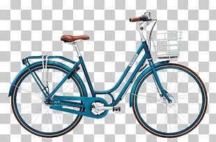 City Bicycle Bike Rental Shimano Nexus Mustang Felix Herrecykler PNG