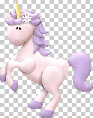 Unicorn Convite Party Graphic Design PNG