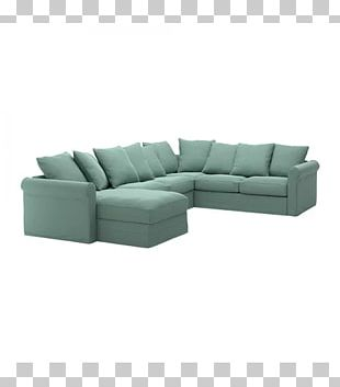 Couch IKEA Furniture Chaise Longue Chair PNG
