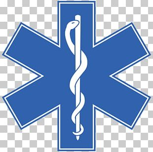 Star Of Life Emergency Medical Services Symbol PNG