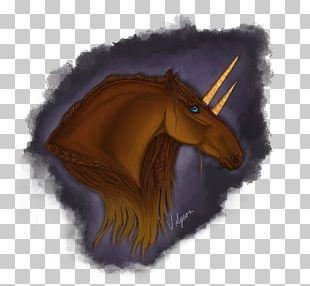 Mane Unicorn Snout Dragon PNG