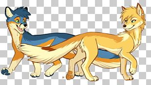 Red Fox Dog Art Drawing Cat PNG