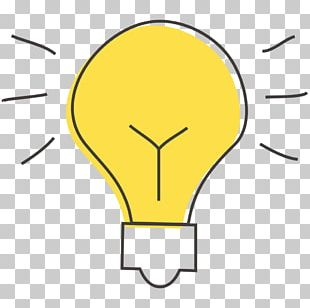 Incandescent Light Bulb Drawing Color PNG