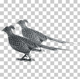 Feather Pheasant Table Home Kitchen PNG