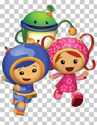 Team Umizoomi PNG