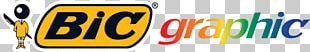 Bic Gel Pen Advertising Promotional Merchandise PNG