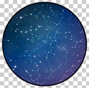 Constellation Pattern Sky Plc Circle M RV & Camping Resort PNG