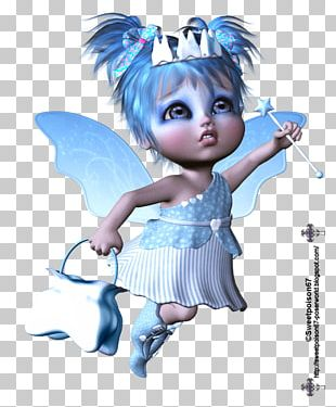 Tooth Fairy Poser Art PNG