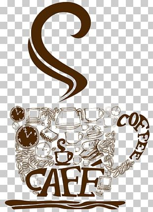 Coffee Cafe Cappuccino PNG