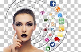 Digital Marketing Social Media Business Email PNG