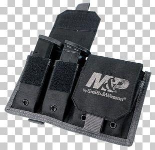Hook And Loop Fastener Magazine Nylon Pistol Firearm PNG