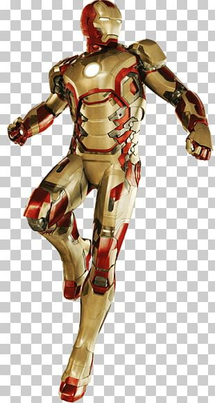 Iron Man 3: The Official Game War Machine Extremis Iron Man's Armor PNG