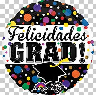 Toy Balloon Graduation Ceremony Greeting & Note Cards Party PNG