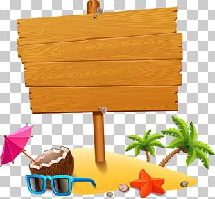 Vacation Beach PNG