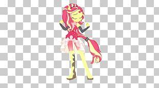 Princess Celestia Sunset Shimmer Lise Villers Cartoon Illustration PNG
