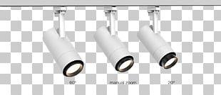 Track Lighting Fixtures LED Lamp Light-emitting Diode Recessed Light PNG