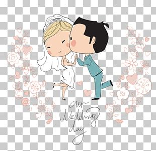 Wedding Invitation Bridegroom Illustration PNG