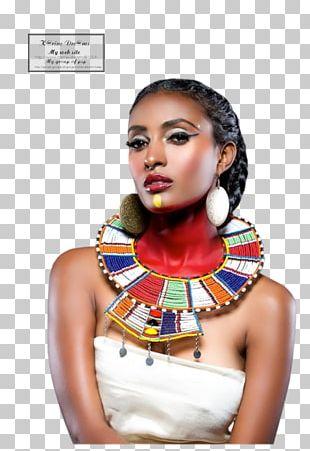 Model Fashion Beauty Ethiopia Cosmetics PNG