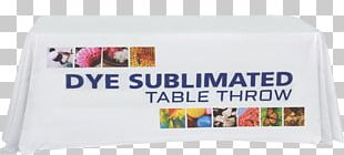 Tablecloth Dye-sublimation Printer Textile Printing PNG