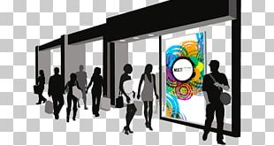 Illustration Graphics Drawing Shopping Centre PNG