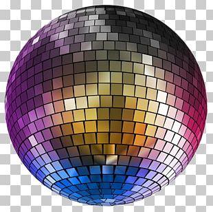Light Disco Ball Nightclub PNG