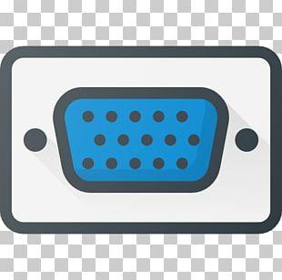 VGA Connector Computer Icons PNG