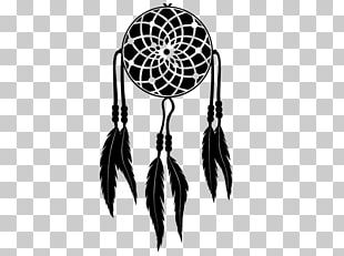 Dreamcatcher Wall Decal Furniture Bed PNG