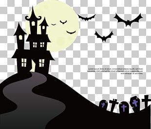 Halloween Party Euclidean PNG