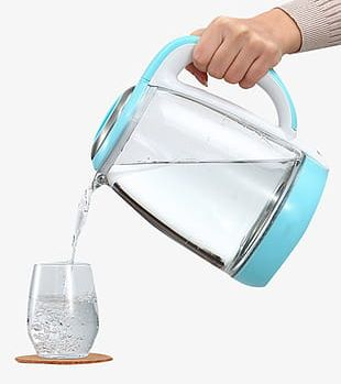 Pour The Electric Kettle PNG