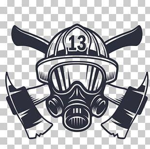 Firefighters Helmet Fire Department Logo Firefighting PNG