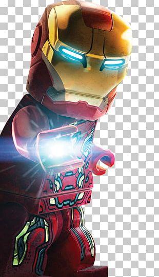 Lego Marvel Super Heroes Lego Marvel's Avengers Iron Man Game PNG
