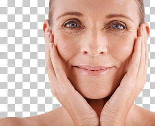 Facial Rejuvenation Skin Care Health Anti-aging Cream PNG