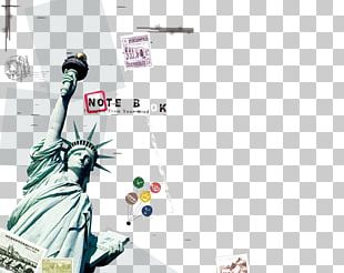 Statue Of Liberty Eiffel Tower .de Wardrobe PNG