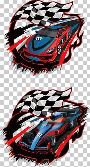 Auto Racing Racing Flags Race Track PNG