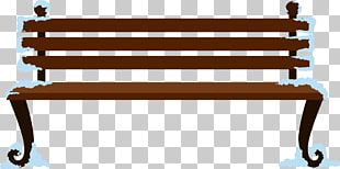 Bench Park PNG