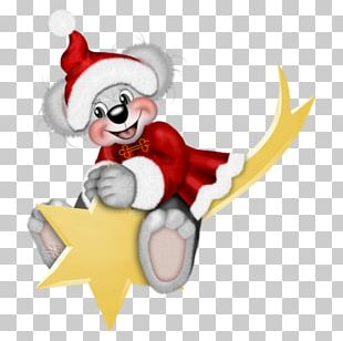 Santa Claus Christmas Ornament Desktop PNG