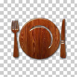 Plate Restaurant Tableware Fork Dinner PNG