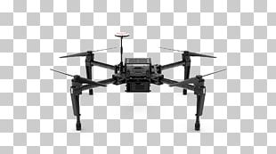 DJI Quadcopter Unmanned Aerial Vehicle Gimbal Guidance System PNG