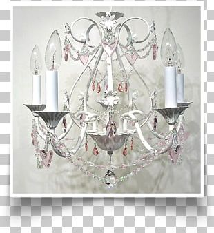 Chandelier Light Fixture Lighting Crystal Murano Glass PNG